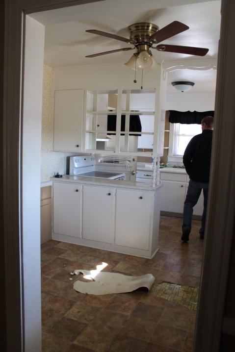 Kitchen/Breakfast Nook
