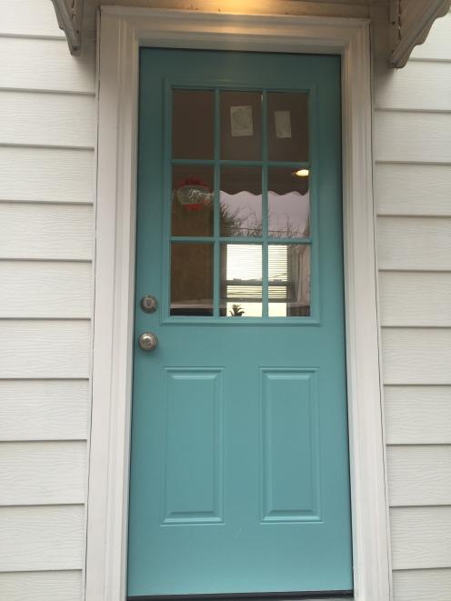 Outside (SW Blythe Blue)